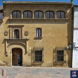 Museum of Fine Arts of Cordoba, located in the old building of the Hospital de la Caridad de Nuestro Señor Jesus Christ in the famous Plaza del Potro.