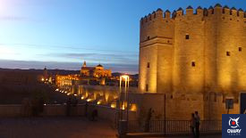 Museum located in the Calahorra Tower, at the end of the famous Roman Bridge of Cordoba.