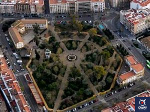 Ubicación Torre de la Malmuerta Córdoba