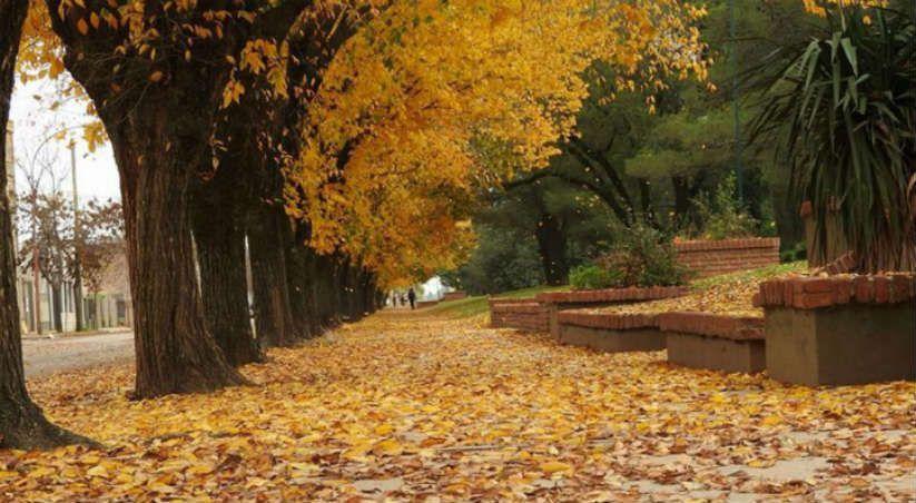 otoño en córdoba