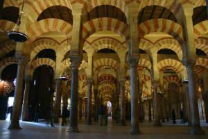 barrio de la juderia y la mezquita