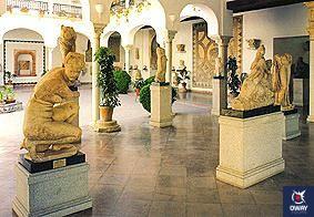 Museo arqueológico de Córdoba ubicado en la Plaza de Jerónimo Páez