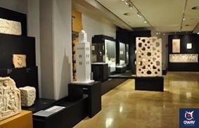Una de las salas del Museo Arqueológico de Córdoba