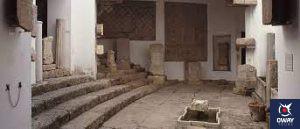Sala lll-lV dedicadas a la cultura romana del Museo Arqueológico de Córdoba