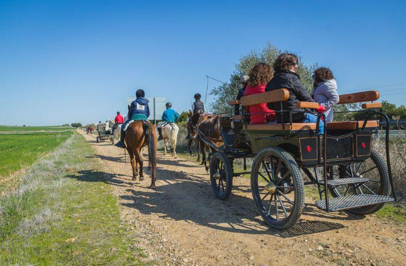 ruta a caballo cordoba