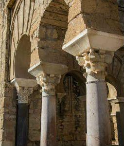 visita guiada medina azahara