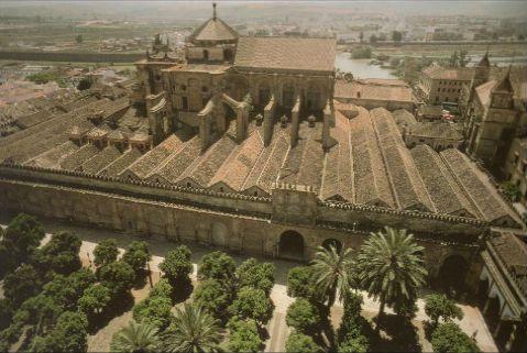 Historia Mezquita Córdoba