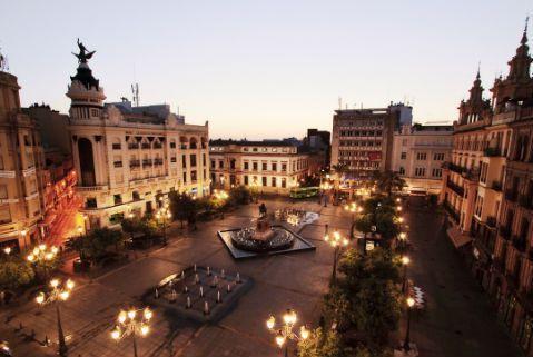 El mapa de Córdoba lo conforma un legado histórico en forma de calles y plazas que guardan un pedazo de historia.