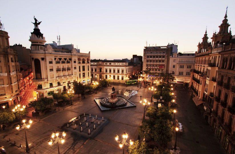 plazas y calles de cordoba