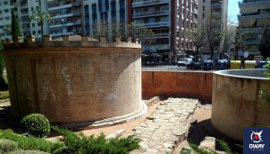 Córdoba en época romana mausoleo