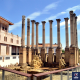 Córdoba en época romana templo