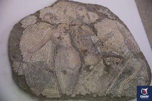 Pièces de la collection des fonds de désaffectation et des fouilles d'Italica.