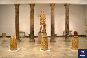 Sculptures du musée archéologique de Séville