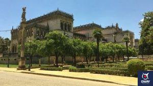 Les environs du Musée archéologique de Séville