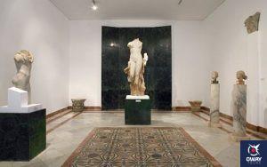 Une des salles du Musée archéologique de Séville