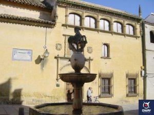 Fuente del Potro y Museo Córdoba