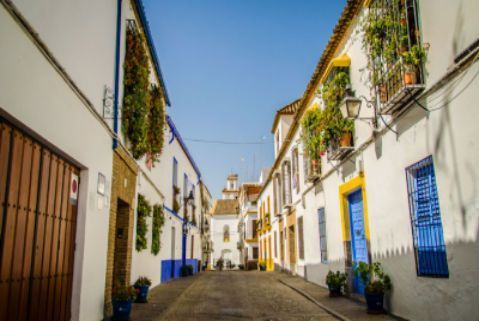barrio Alcazar Viejo