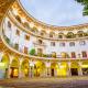 Cabildo square Seville