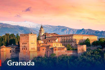 Destino Granada