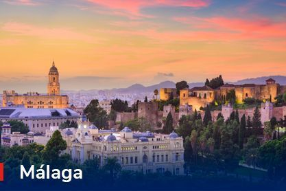 Destino Málaga