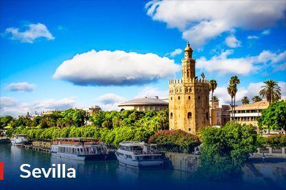 Destino Sevilla