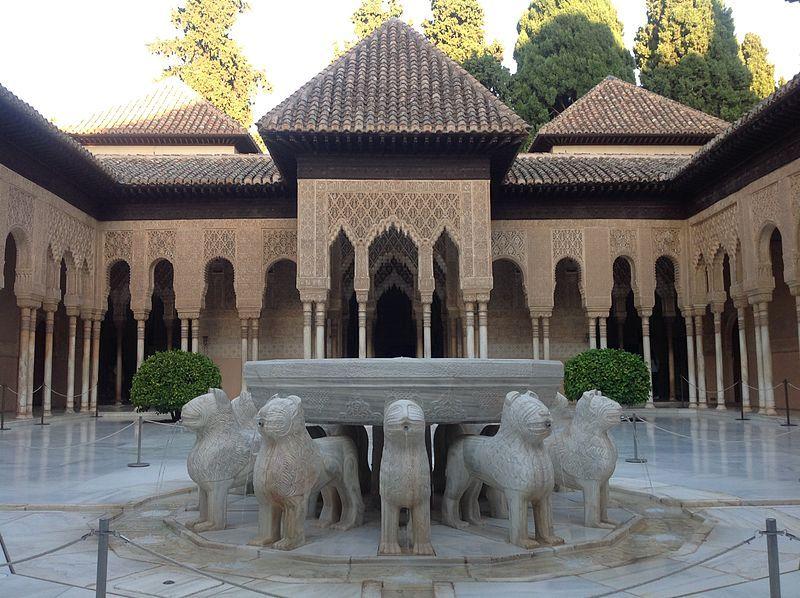 Patio_de_los_Leones-Granada