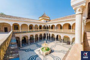 El Patio Principal de la Casa de Pilatos de Sevilla