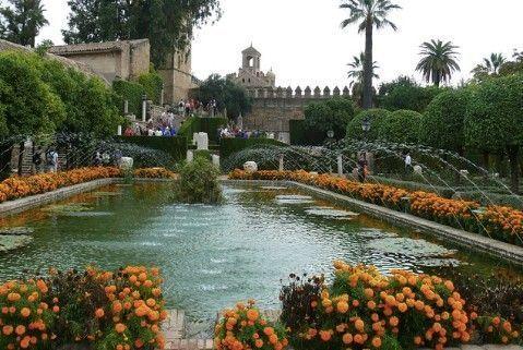 Jardín botánico Córdoba