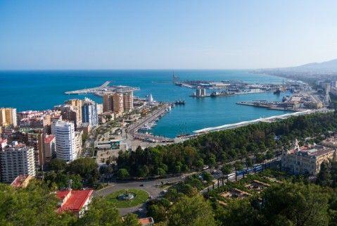verano en Málaga
