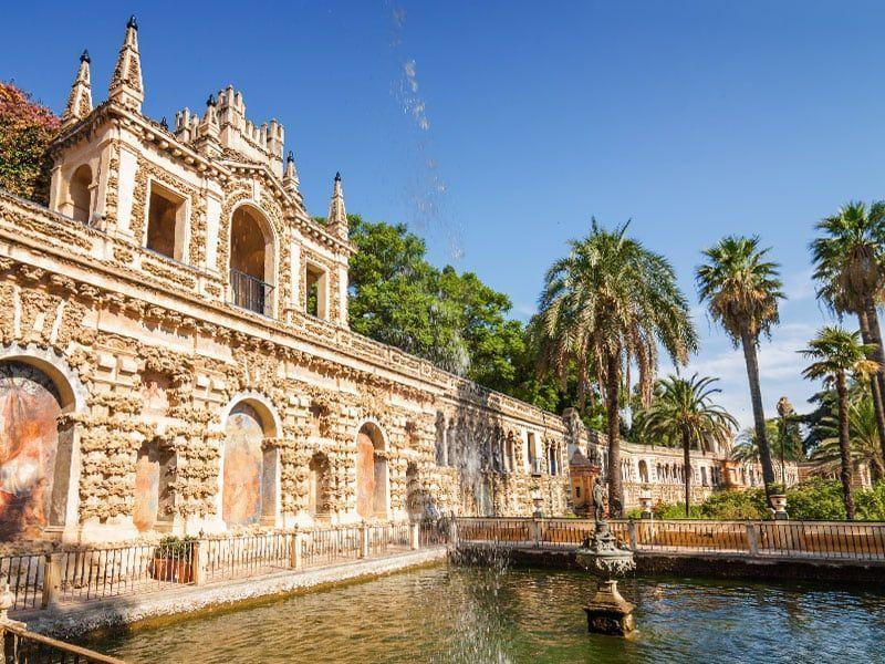 Alcazares de Sevilla