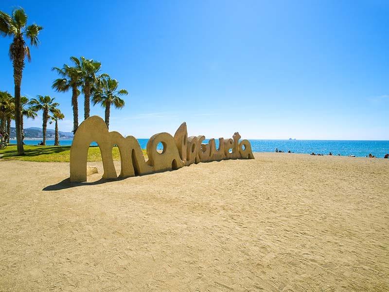 Les meilleures plages de Malaga et de la Costa del Sol