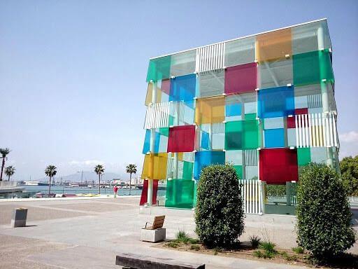 Centre Pompidou Málaga OWAY Tours