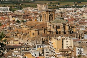 Granada's Historical center Neighbourhood