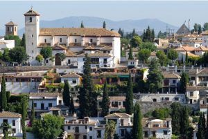 Granada's El Albaícin Neighbourhood