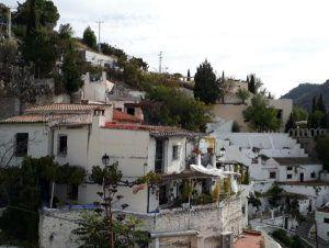 Granada's El Sacromonte Neighbourhood