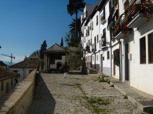 Granada's El Realejo Neighbourhood