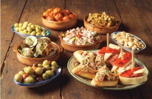 Granada's Gastronomy