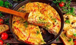 Sacromonte Omelette
