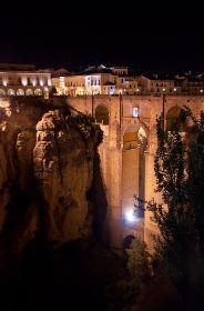 Puente Nuevo por la noche 2