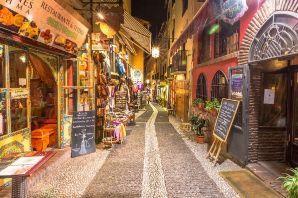 Ruta por los principales barrios de Granada