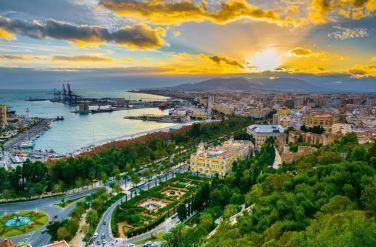 Vistiar Malaga en un dia