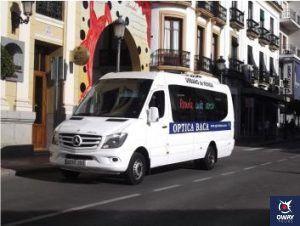 Transportes públicos de Ronda