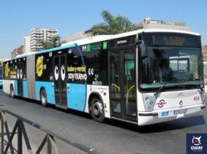 Transportes públicos de Málaga