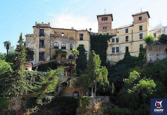 Curiosidades sobre el Palacio del Rey Moro y La Mina Secreta