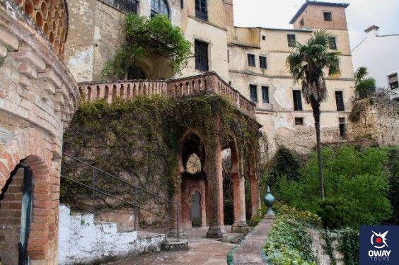 Historia del Palacio del Rey Moro y La Mina Secreta