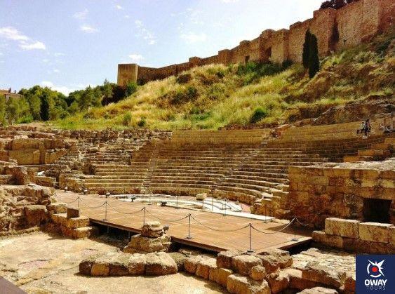Información sobre el Teatro Romano de Malaga