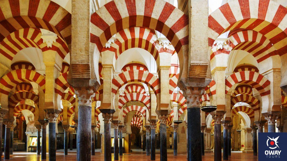 informacion sobre la mezquita de Cordoba