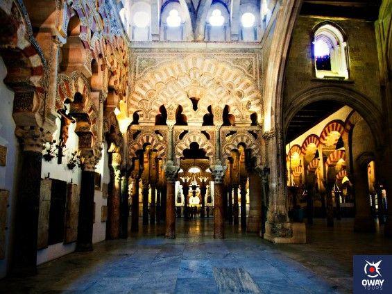 capilla villaviciosa mezquita de cordoba