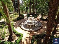 jardines carmen de los martires granada