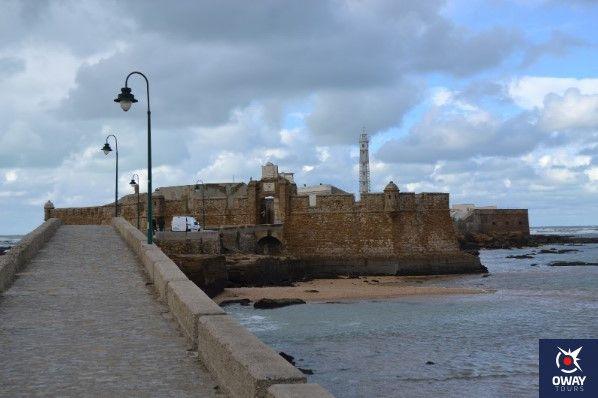historia del castillo de san sebastian